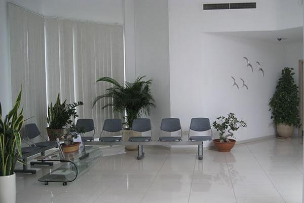 Toumazi Physio Gallery - Toumazis reception chairs