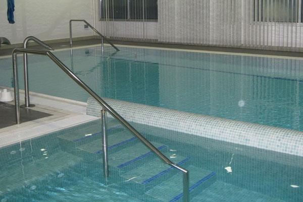 Toumazi Physio Gallery - Hyrotherapy pool