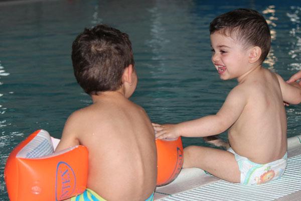 Toumazi Physio Gallery - Hydrotherapy kids