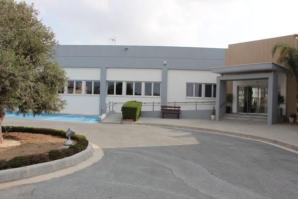 Toumazi Physio Gallery - Toumazis building