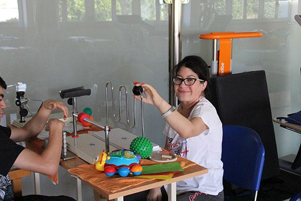 Toumazi Physio Gallery - Children special needs