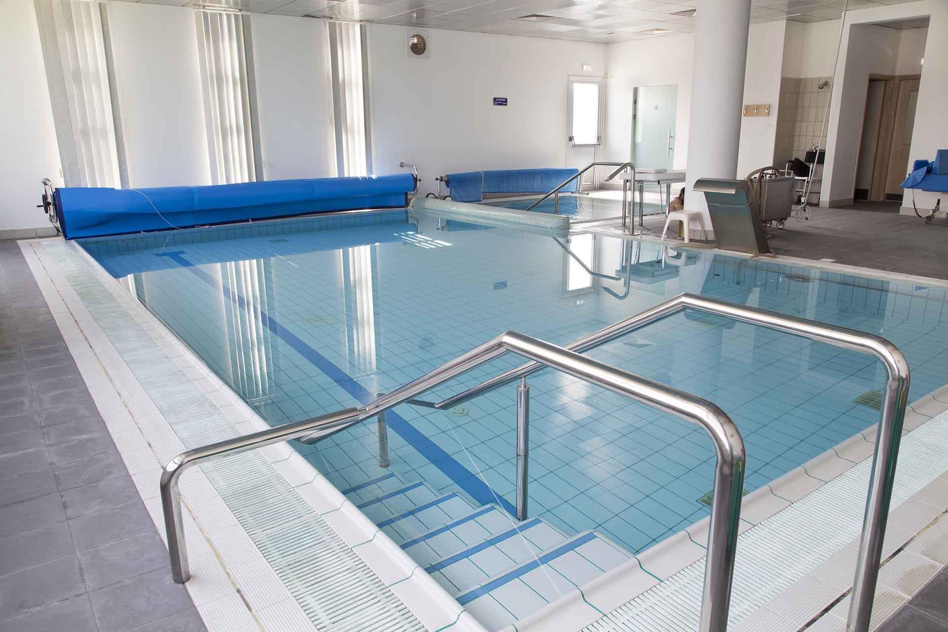 Toumazi Physio Gallery - Hydrotherapy pool