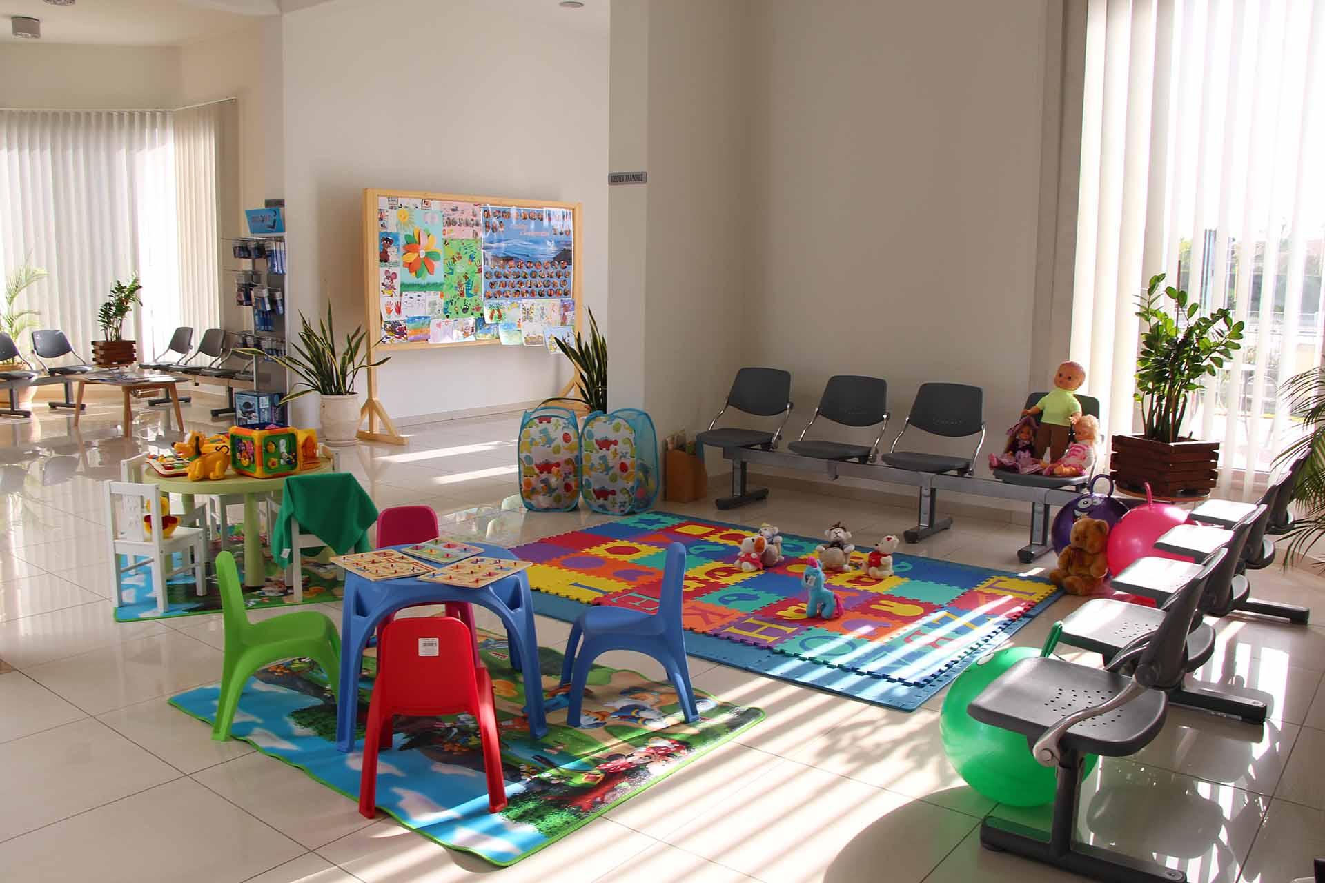 Toumazi Physio Gallery - Kids therapy