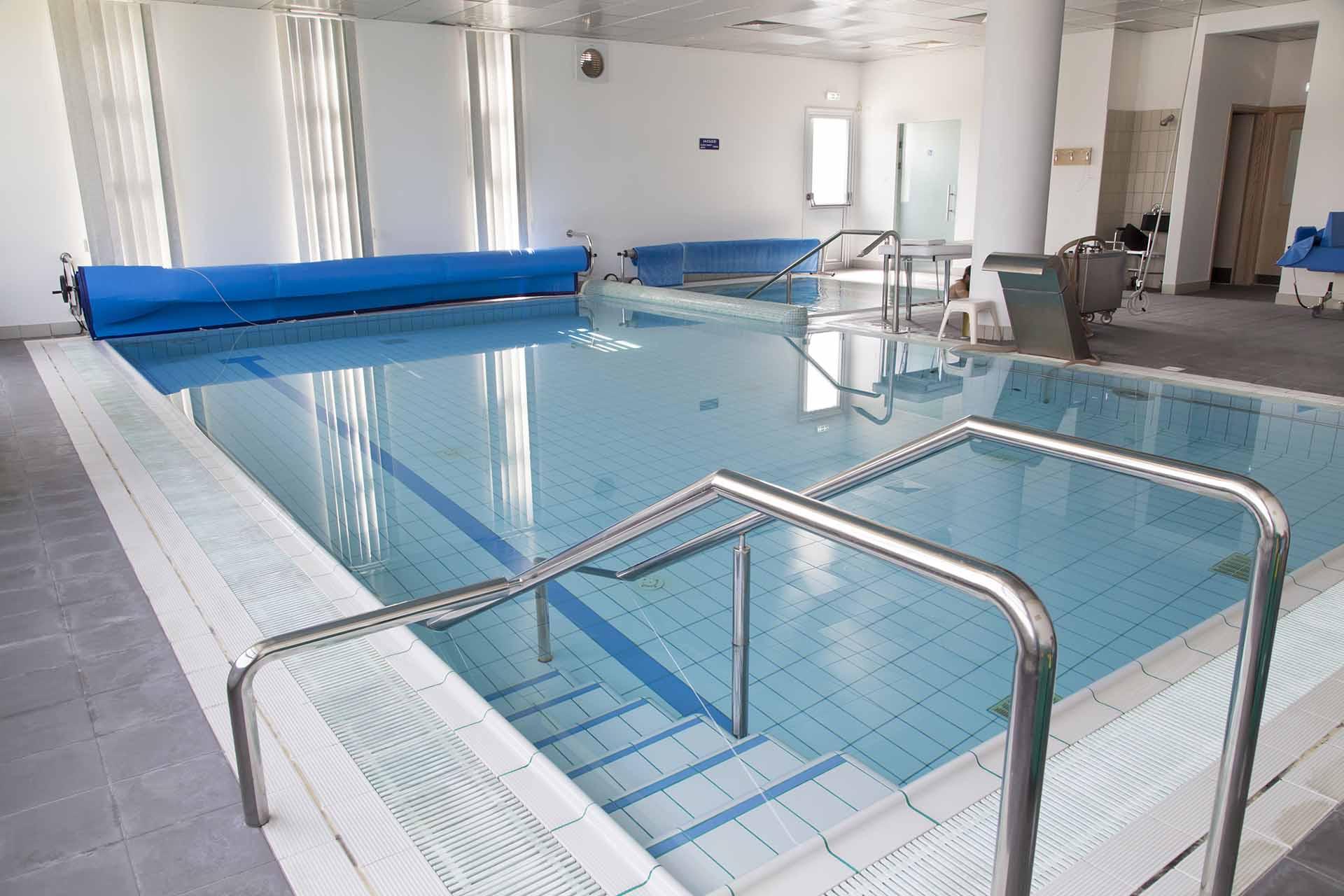Toumazi Physio Hydrotherapy - Pool, Professionalism